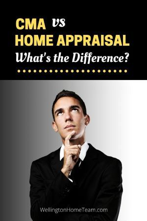 CMA vs Home Appraisal: What's the Difference?