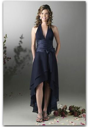 Low cost chiffon floor length sleeveless bridesmaid dress for Plus size wedding dresses okc