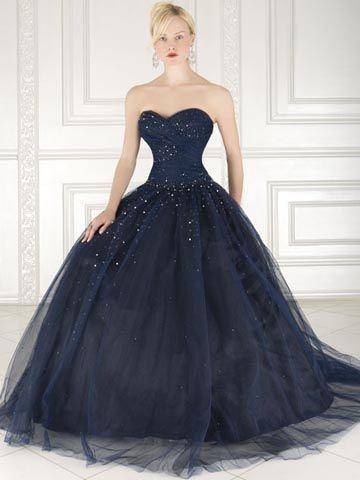 blue wedding gown   XV   Pinterest