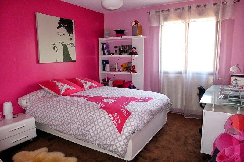 Decoracion dormitorio rosa inspiraci n de dise o de for Recamaras para ninas adolescentes