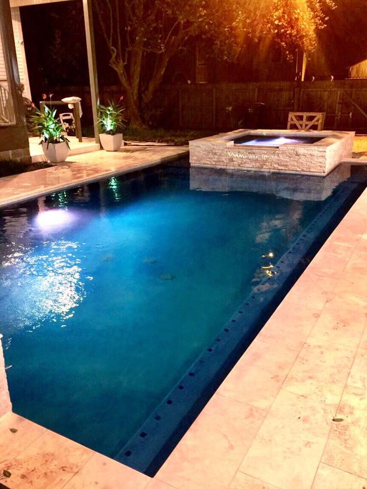 Pin by Trey Donovan on Liquid Design Group, Pools and Spas ... on Outdoor Living Pool And Spa id=73612