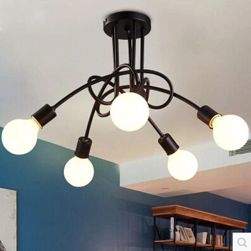 Superb DIY Lampe So entsteht aus einer Ikea Lampe ein cooles Design Objekt