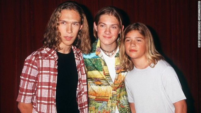 Hanson Wallpaper Knight Exits New Kids On The Block Show Mid Concert Cnn Com Wallpaper Zac Hanson Hanson Hanson Brothers
