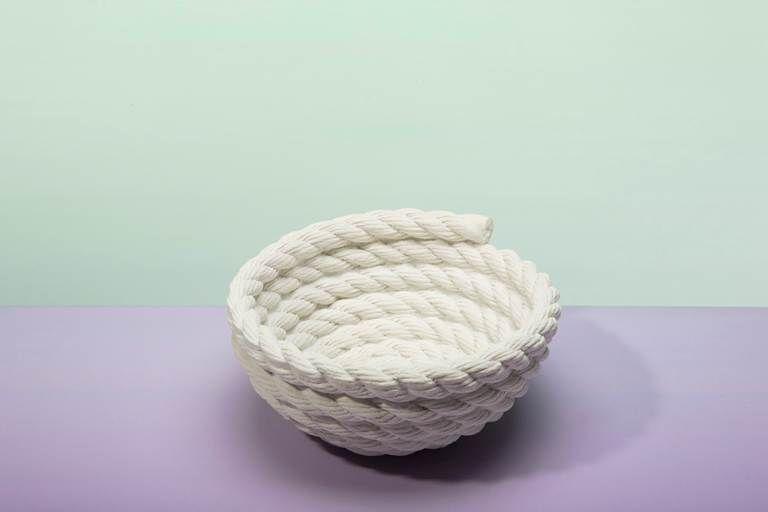 White Rope Bowl
