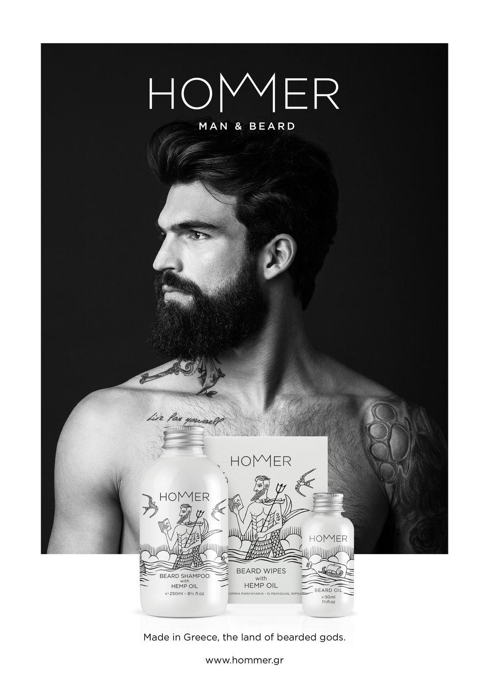 Hommer Man & Beard