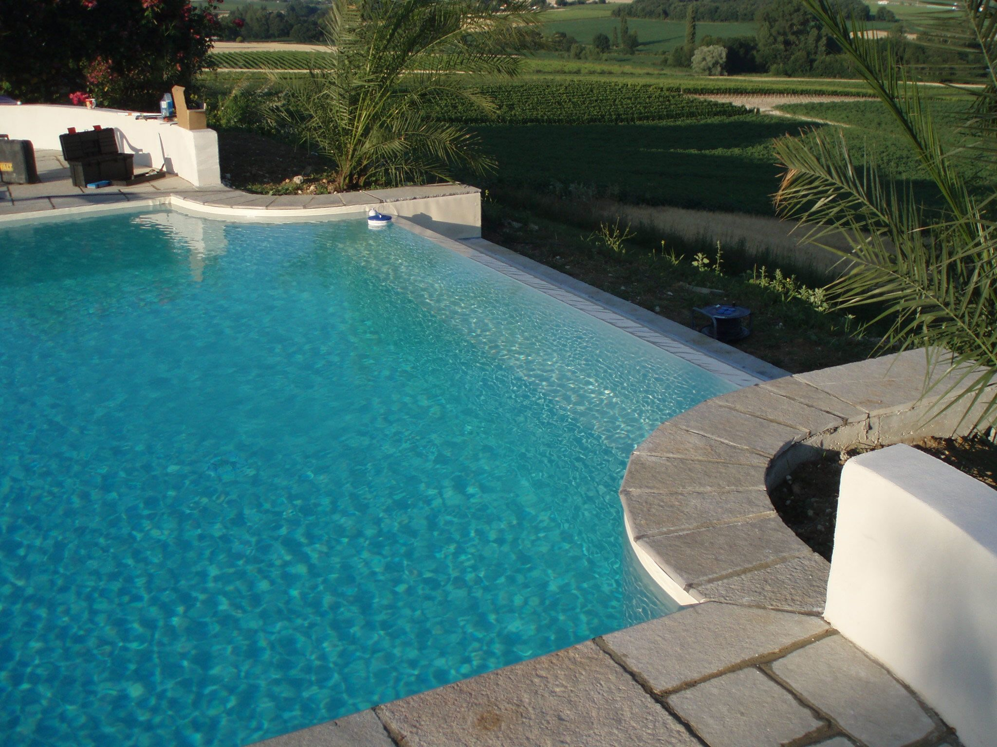 extreme backyard pools | pool cost infinity pools have the ...