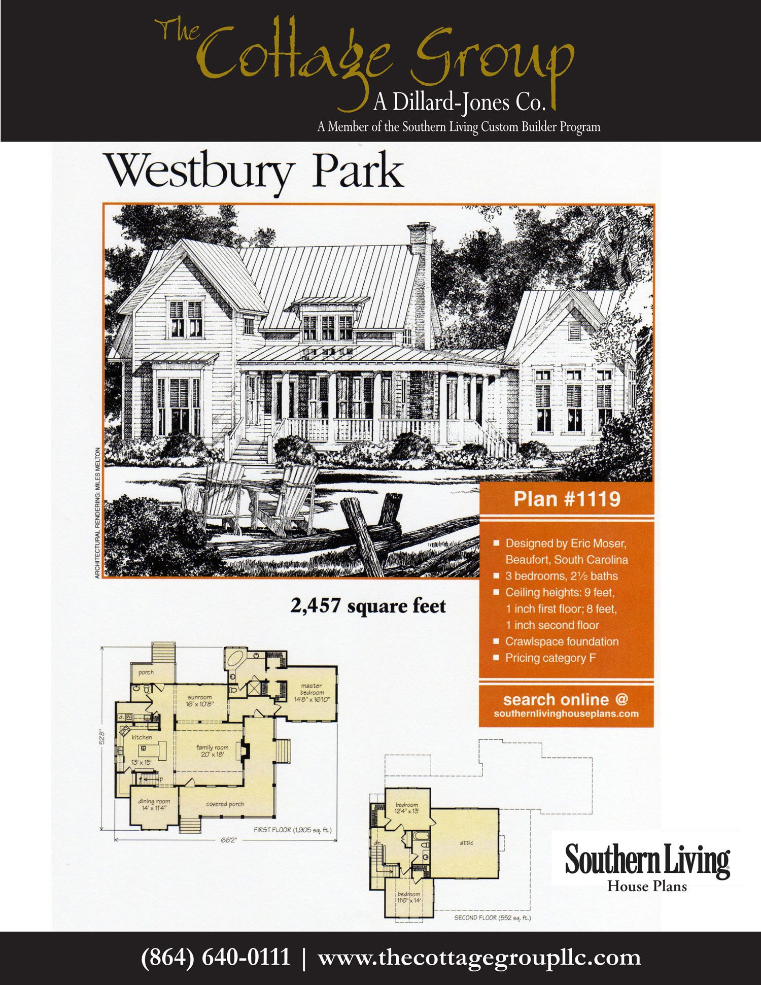 Suspended Southern Living House Plans House Plans Westbury