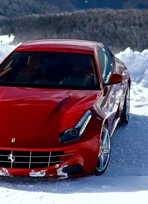 Ferrari FF all-wheel drive 4 passenger.   Sports cars ...