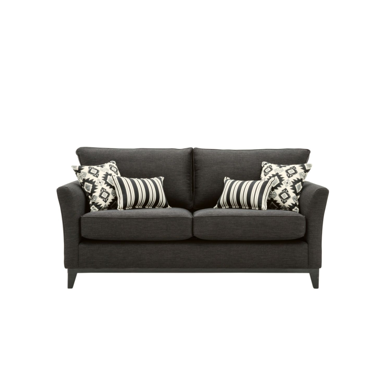 Chanel Fabric Sofa from Domayne Online using Warwick Key Largo Ash ...
