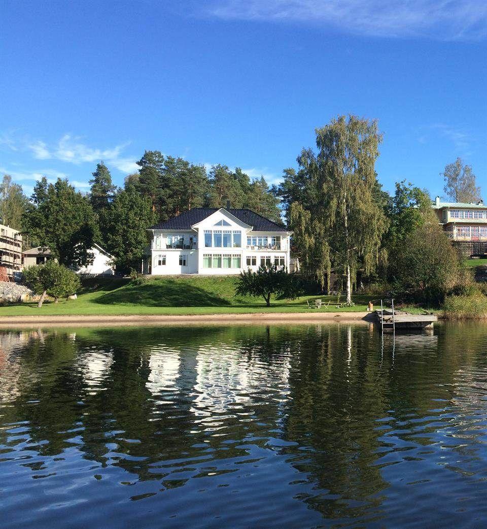 Pin By Sarah Anderson On Real Estate: Single Family Home For Sale At Svavelsövägen 29 Stockholm