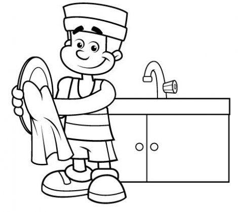 Resultado De Imagen Para Lavar Los Platos Comidas Rincón De