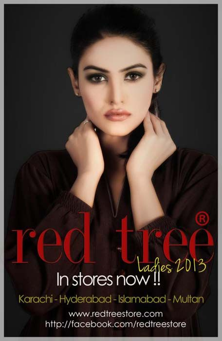 Red Tree Stylish Casual Wear Summer Collection 2013