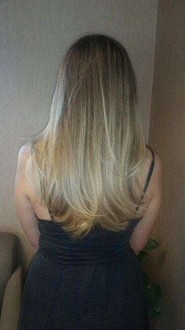 Beautiful Ombre I Want A Haircut Mary L Shaw Salon Pinterest