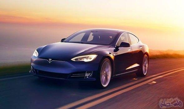 تسلا موديل اس الكهربائي تتوفر بنسخة جديدة Tesla Model Tesla Model S Tesla Car