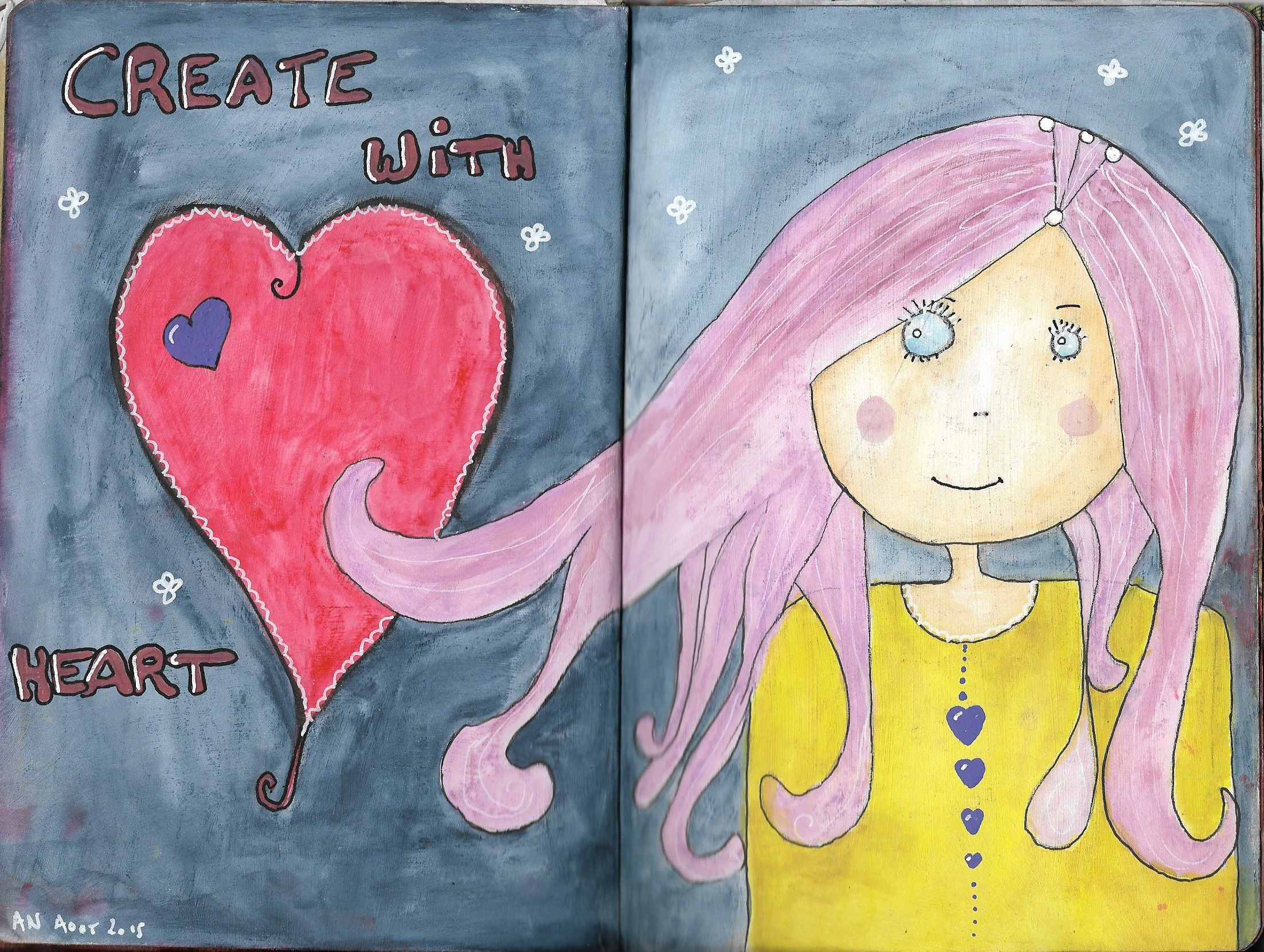 Create with heart 2015