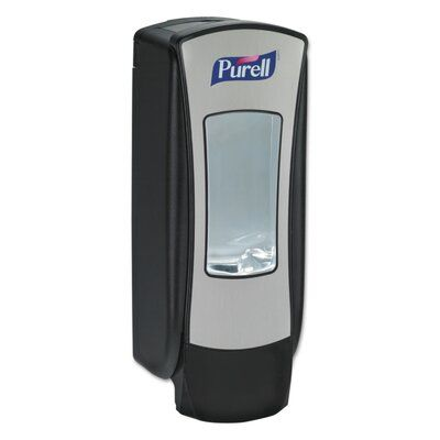 Purell Adx 12 Instant Hand Sanitizer Dispenser Color Black