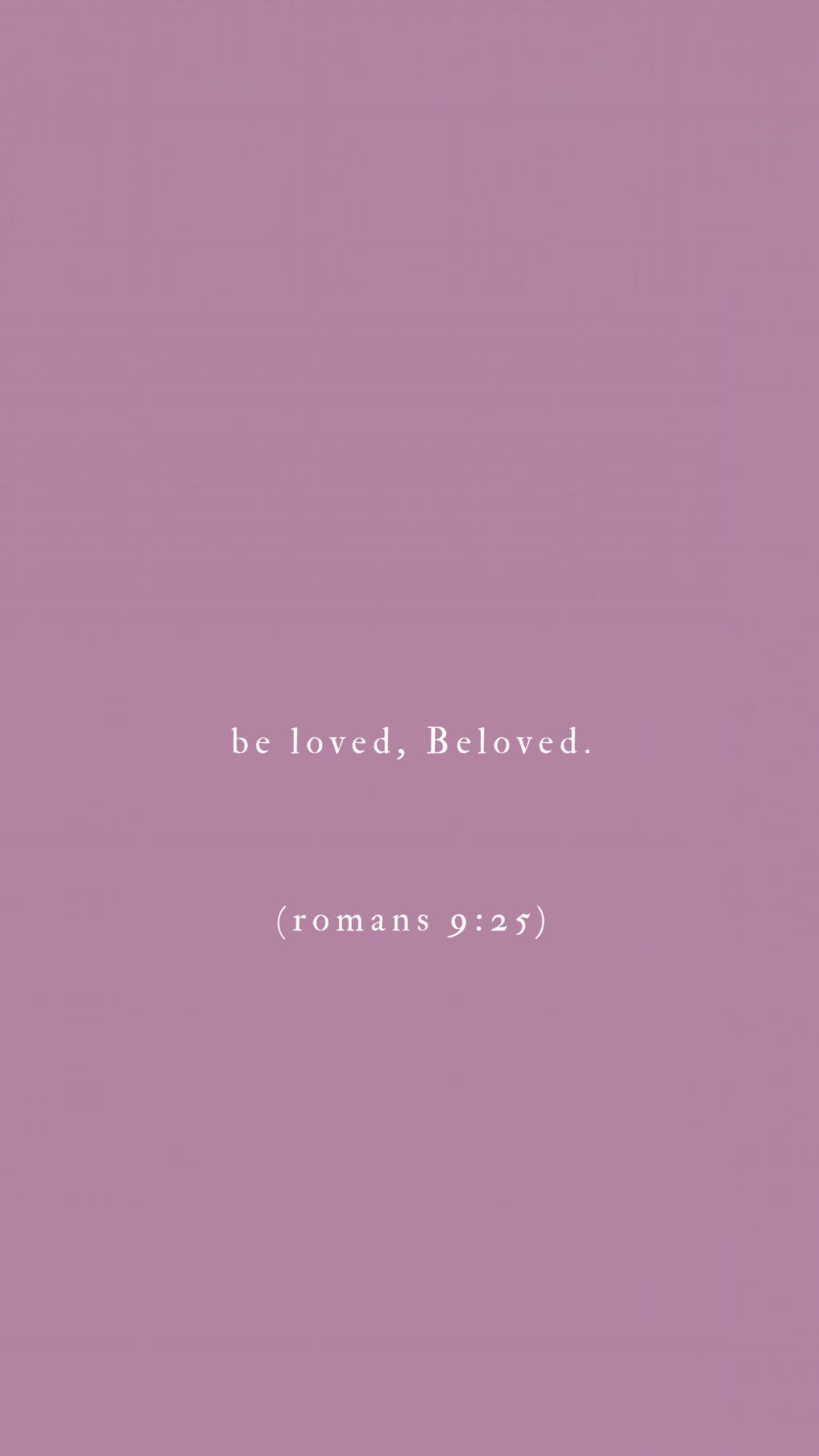 3a9ebe0225e Romans 9:25 | Christian quotes for women | Jordan Lee | theSoulScripts.com