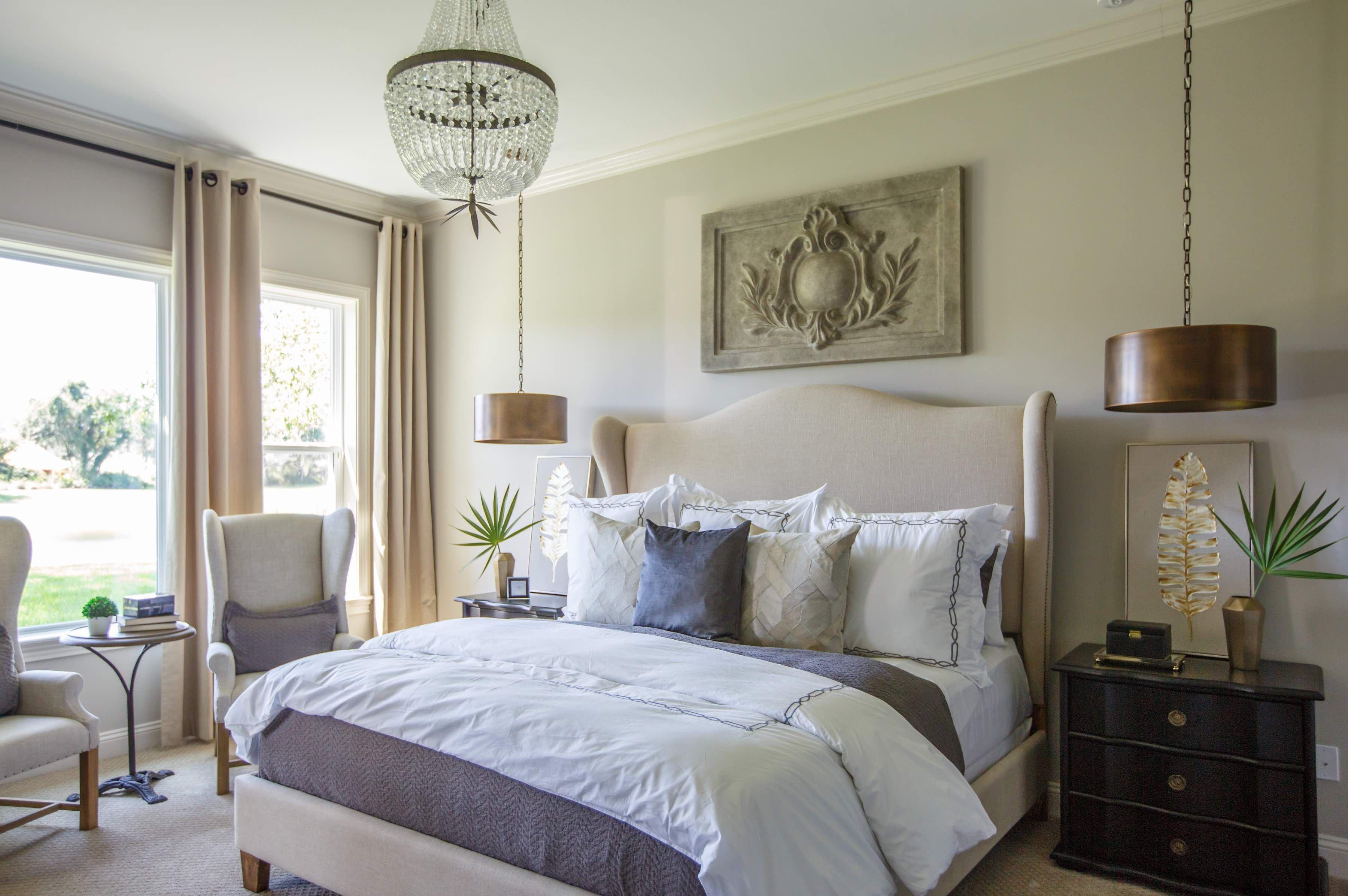 Company Design Portfolio Bedroom paint colors master
