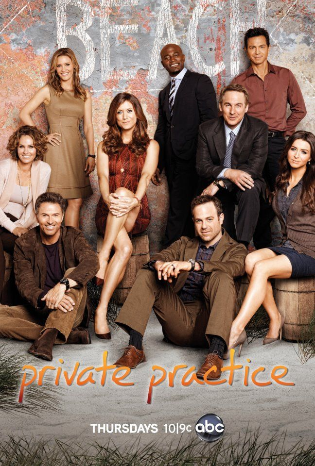 Private Practice... LOVE this show!!!! | Private practice, Best tv ...
