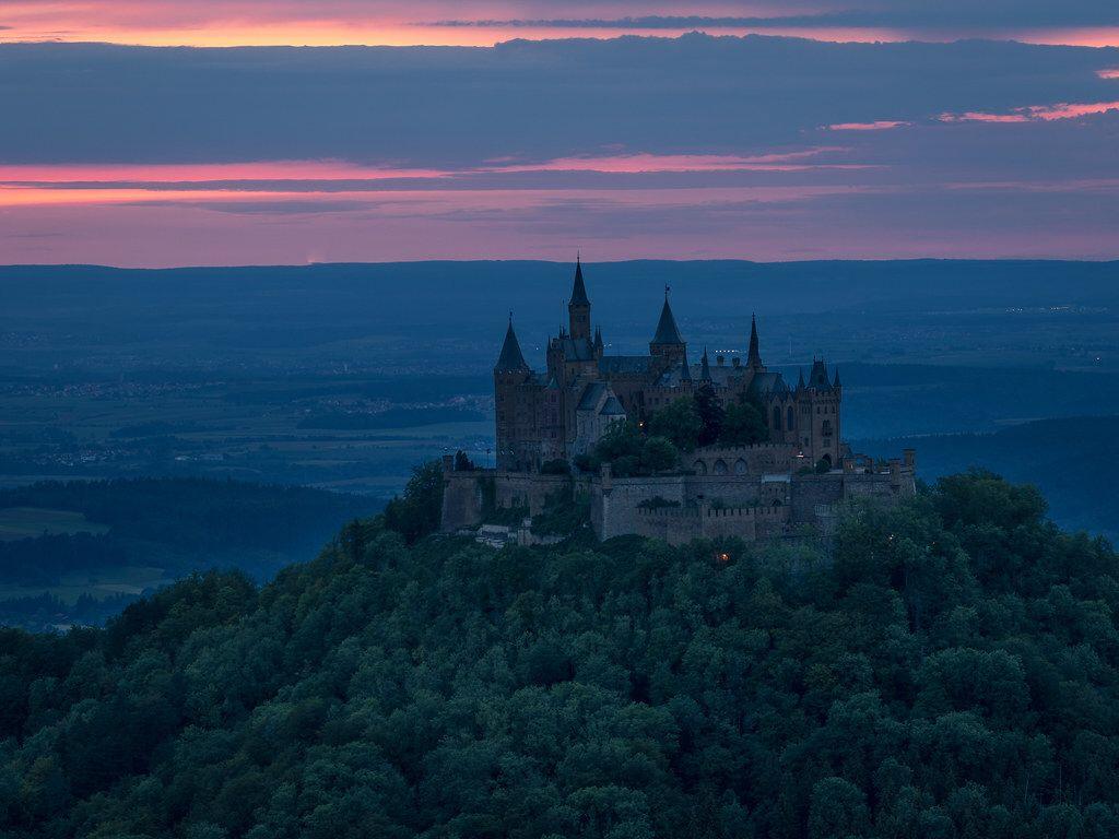 A Prussian Castle On Swabian Ground Eine Preussische Burg Auf Schwabischem Boden Hohenzollern Castle Cologne Cathedral Cathedral