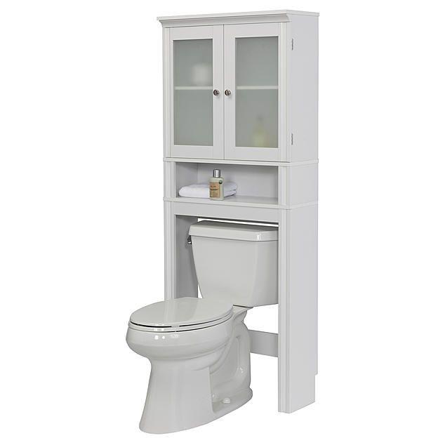 Creative Ware Home Hampton Spacesaver Bathroom Space Saver Over