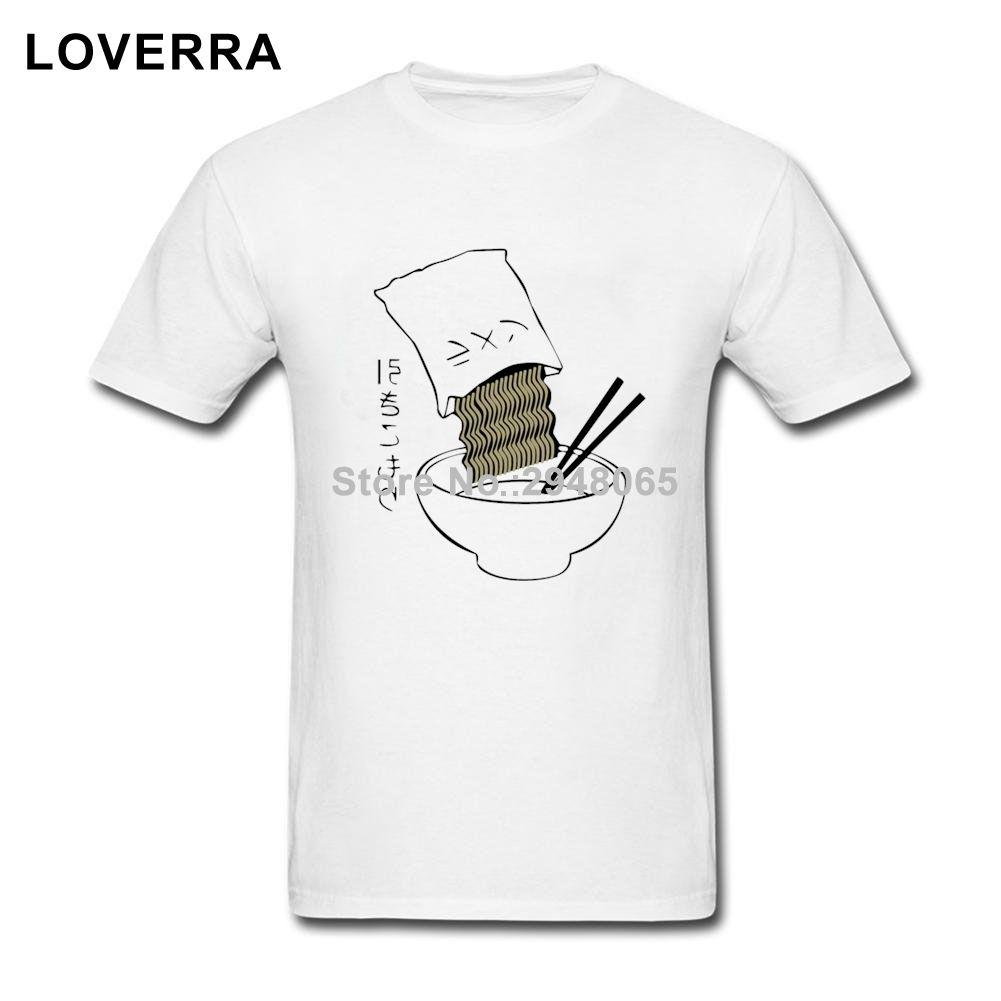 D'été HARAJUKU Japonais Lettre Nouilles Mâle T shirt O cou Marque Vêtements T shirt Coton À Manches Courtes Design T shirts Chemises Hommes dans T-Shirts de Hommes de Vêtements et Accessoires sur AliExpress.com | Alibaba Group