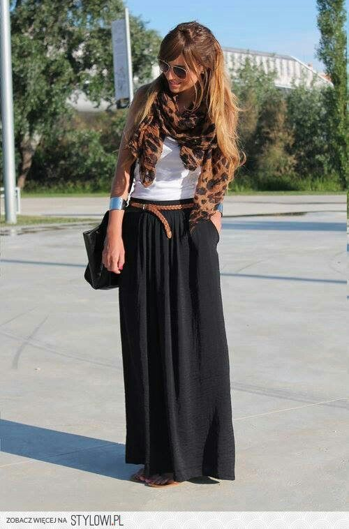 Photo of 6 ways to style a maxi skirt #a #maxi skirt #possibilities #sty …