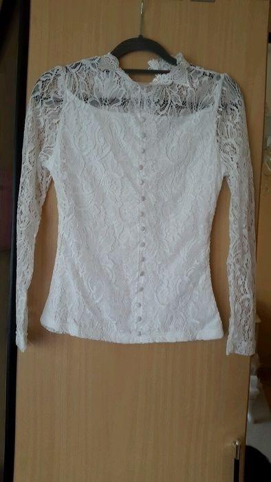 72ebca4caad375 Spitzen Top Shirt Bluse Oberteil zara h | kleiderkreisel Dresses ...