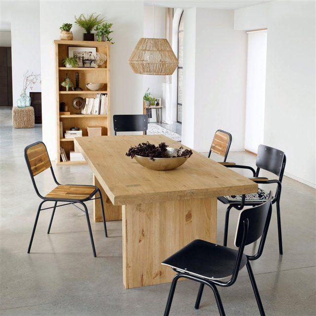 La redoute table cuisine photos de conception de maison for Meuble de cuisine la redoute calais