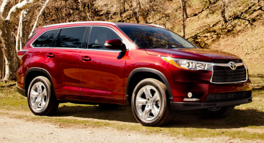 2014 Toyota Highlander Release Date, When Toyota Highlander came to