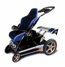 Racing Stroller To Go With The Car Seat
