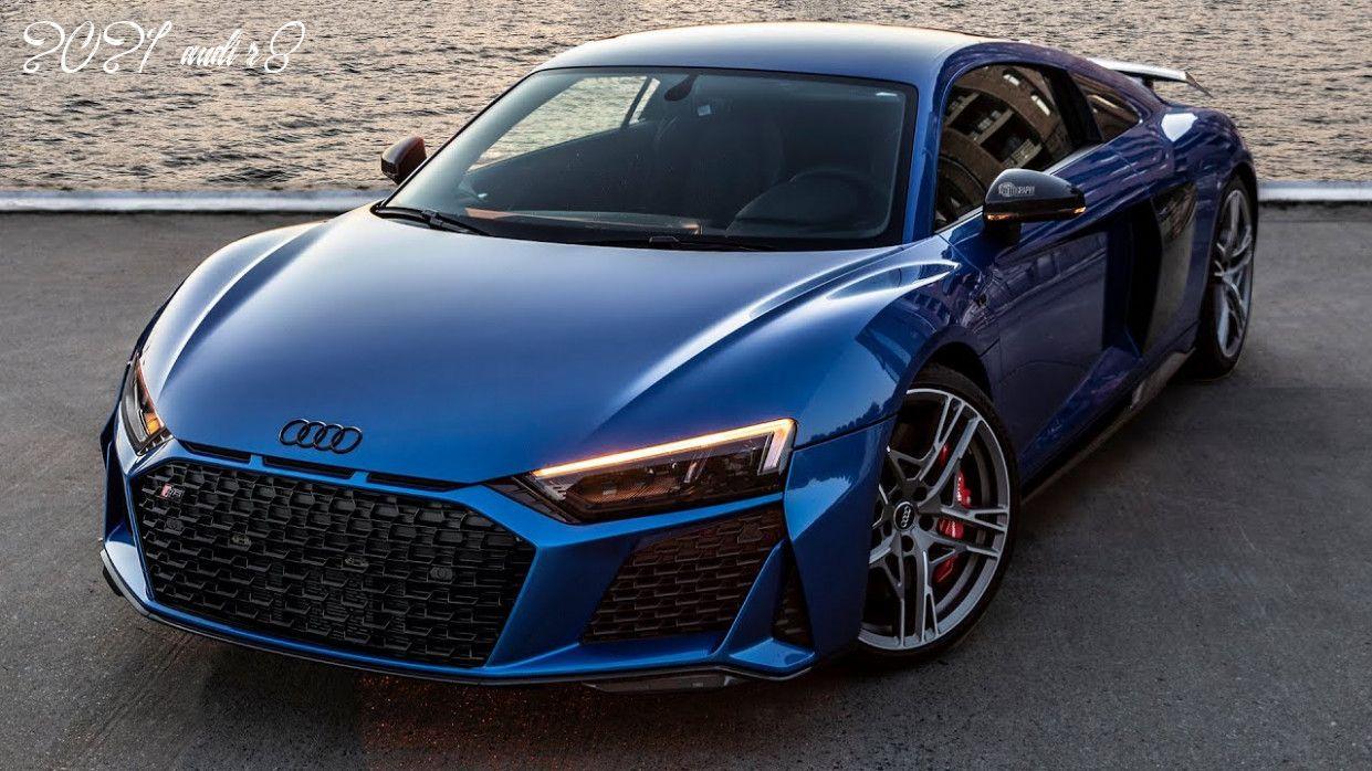2021 Audi R8 Audi R8 Interior Audi R8 Audi