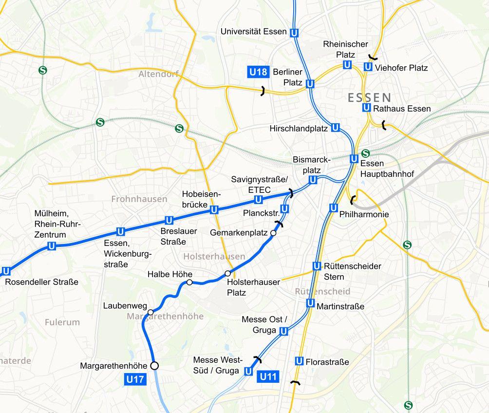 Essen Stadtbahn (mit Bildern) Mülheim an der ruhr, Rhein