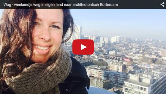Vlog - Citytrip naar architectonisch Rotterdam https://www.youtube.com/watch?v=EDaqogZ2u7k