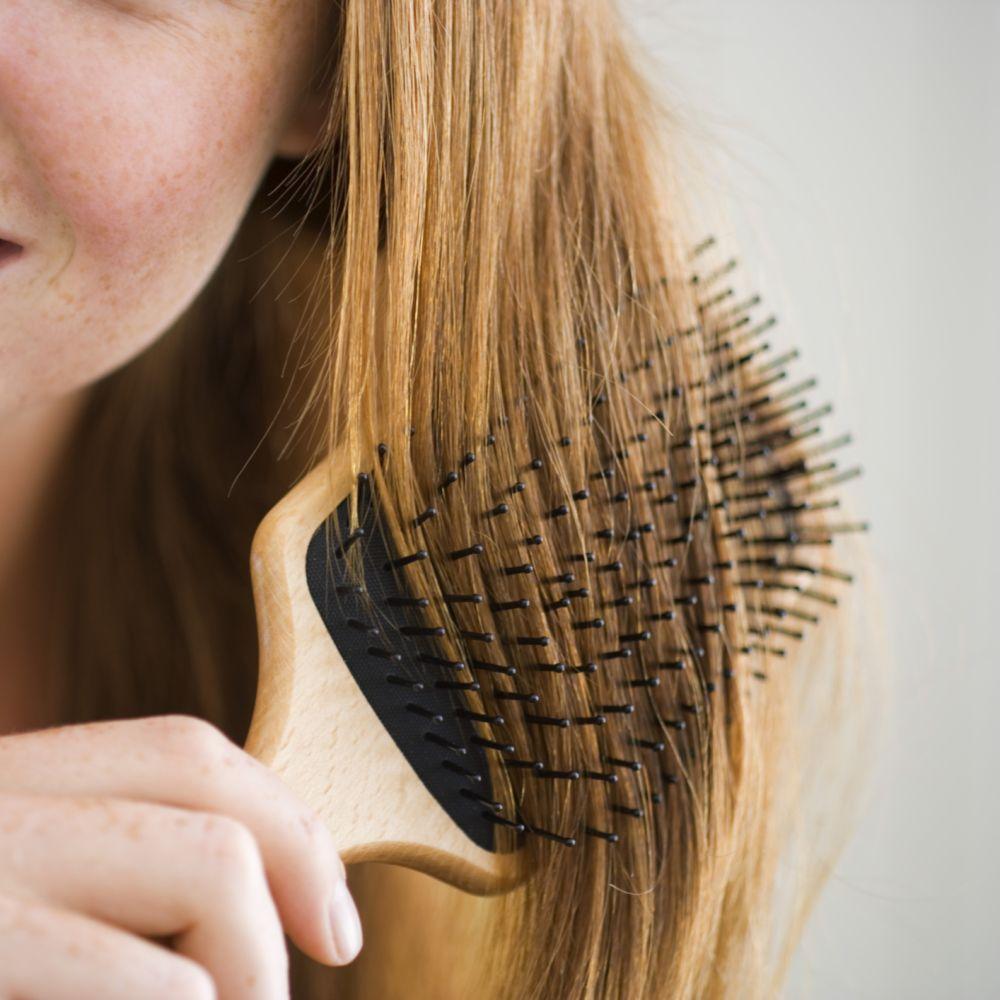 Haarpflege dunnes haar frauen