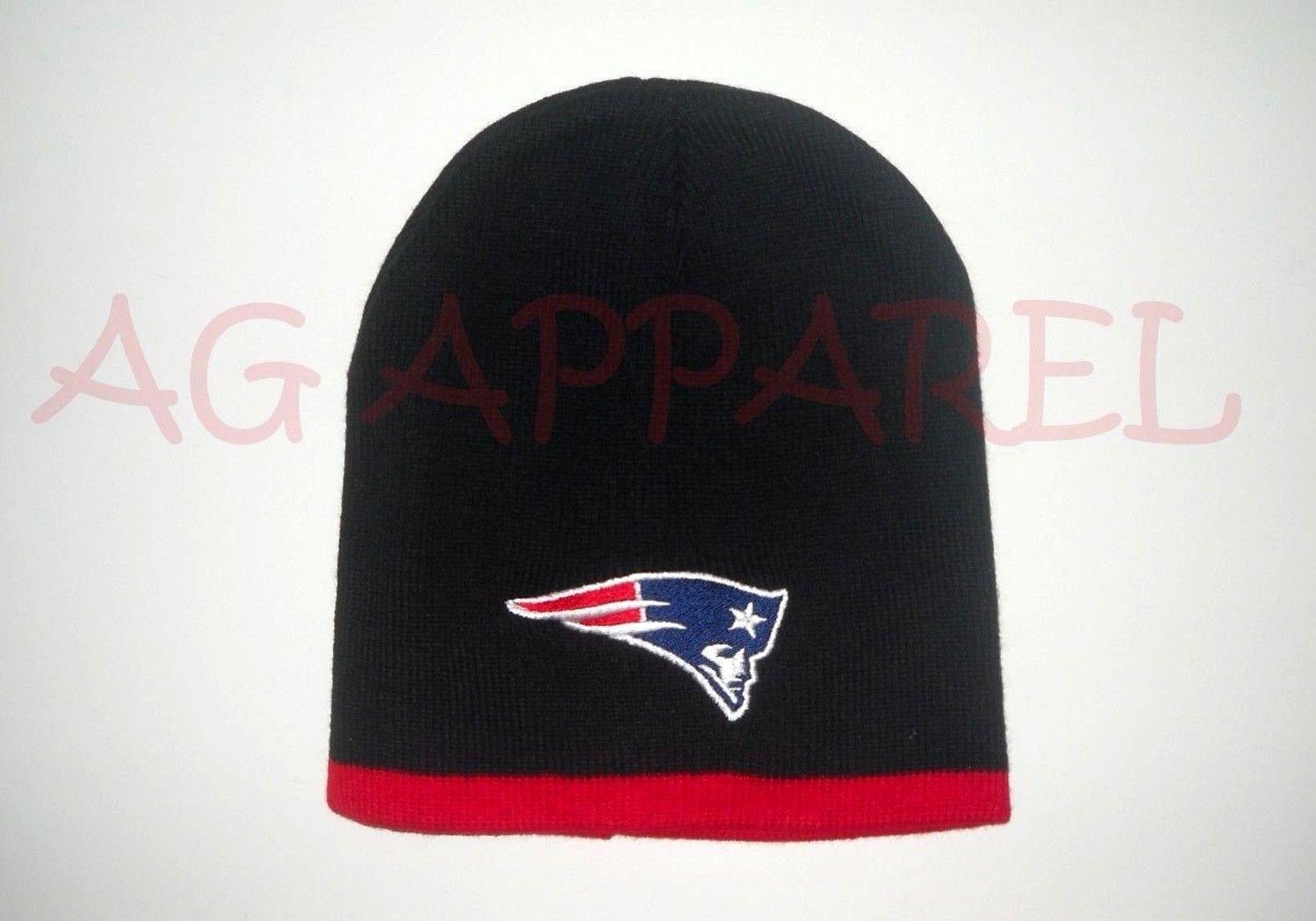 d383d0e7073 New England Patriots Winter Short Beanie Skull Cap Hat Pick Your  Color Style New  9.45
