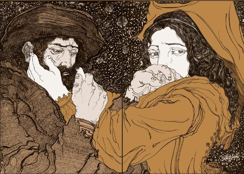 A FORMOSA PRINCESA MAGALONA - Rui de Oliveira - Adler Books - 2009.