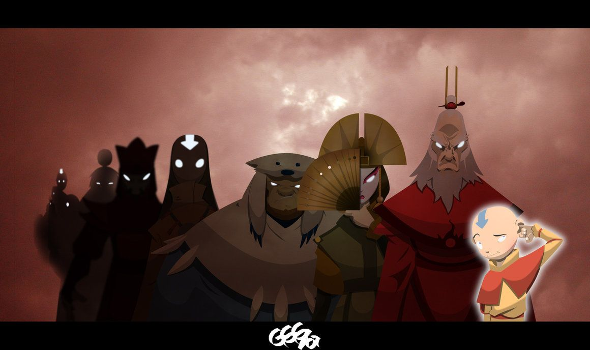The Chain Of Reincarnation By Neterg Avatar The Last Airbender Funny Avatar The Last Airbender The Last Airbender