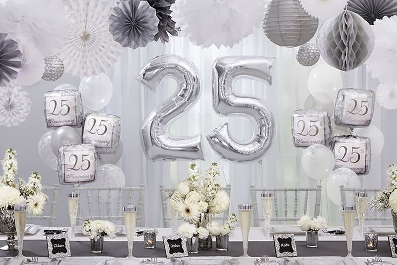 Bodas De Prata 25 Anos De Casamento 25 Anos De Casamento
