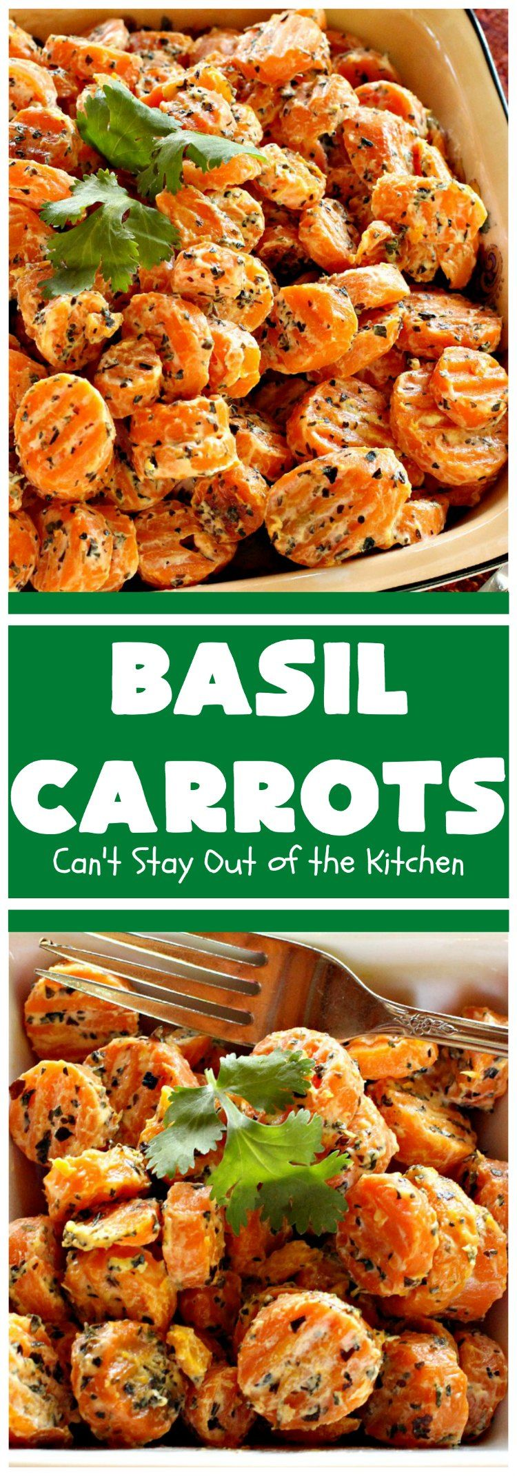 Basil Carrots images
