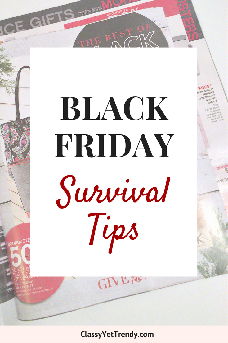 d313478516 Black Friday Survival Tips - 6 tips for a successful shopping day