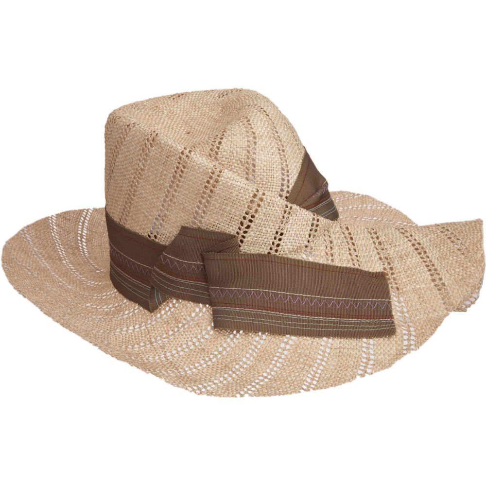 "Albertus Swanepoel ""Francine"" Sun Hat, $245"