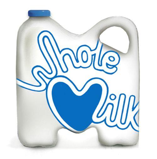 Bottle Packaging #Design #milk