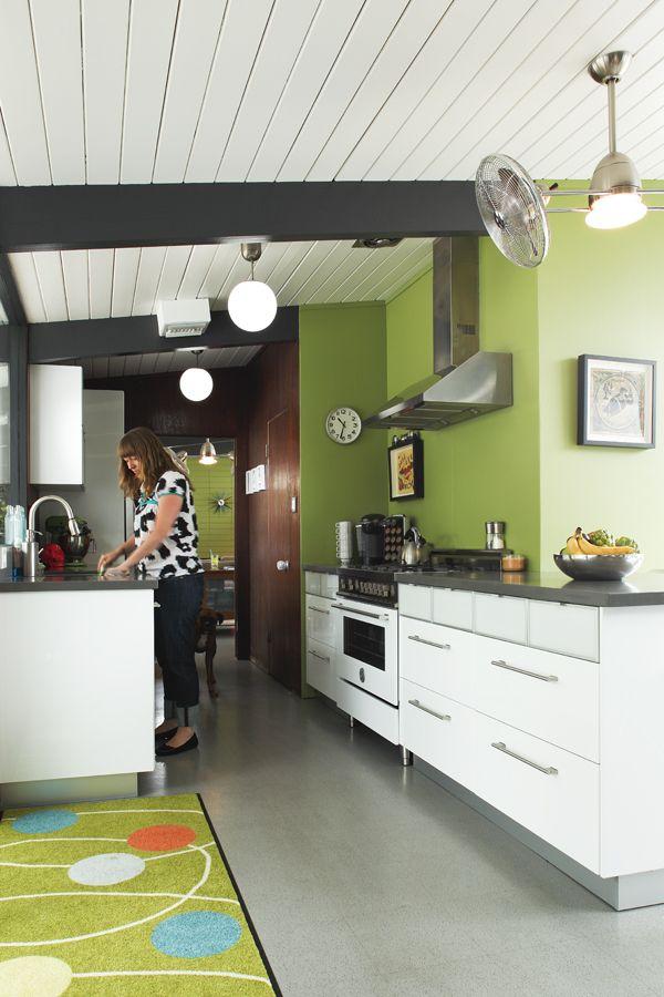 Best Eichler Kitchen Mid Century Modern House Mid Century 400 x 300