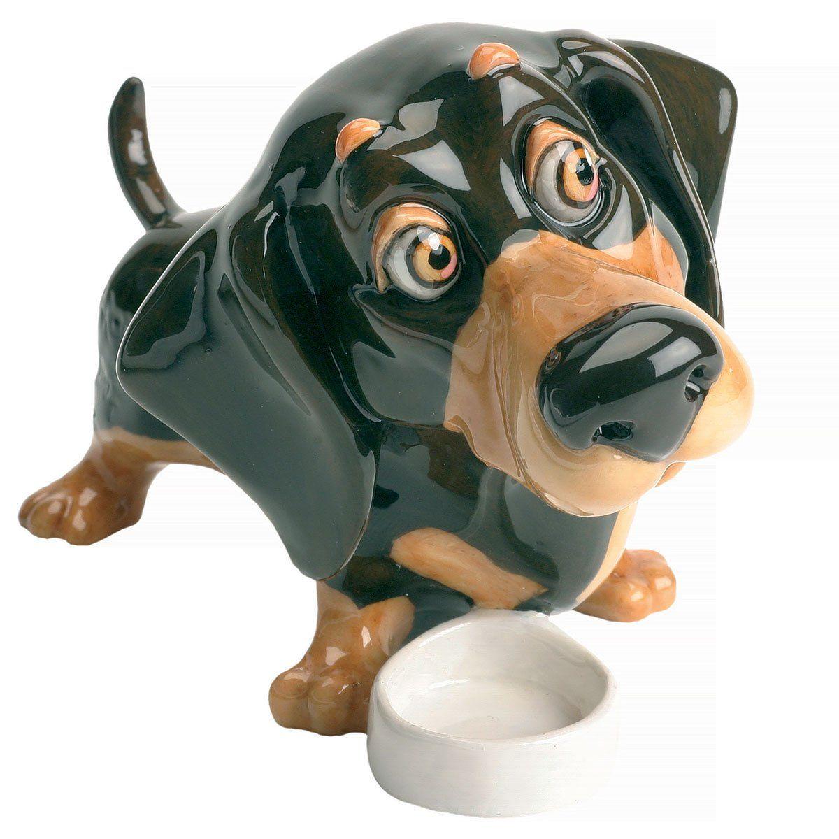 Little Paws Filo Dachshund Dog Figurine 6 75 Dog Figurines Dachshund Dog Dog Ornaments