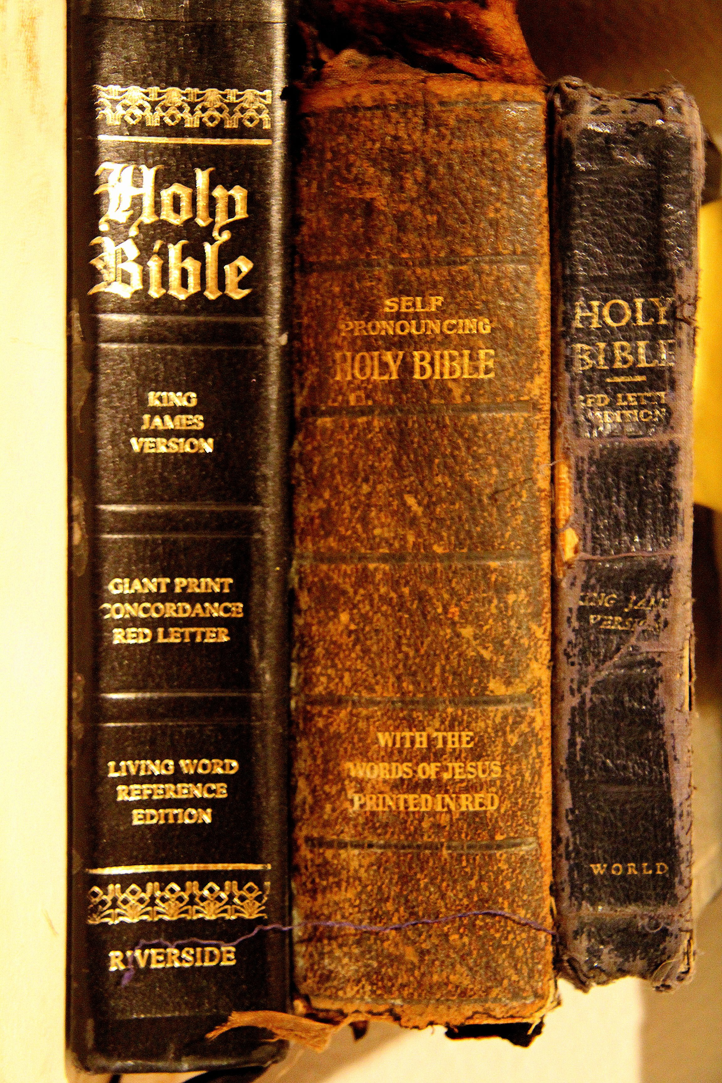 Old bibles the bible pinterest bible books and daily readings old bibles ccuart Images
