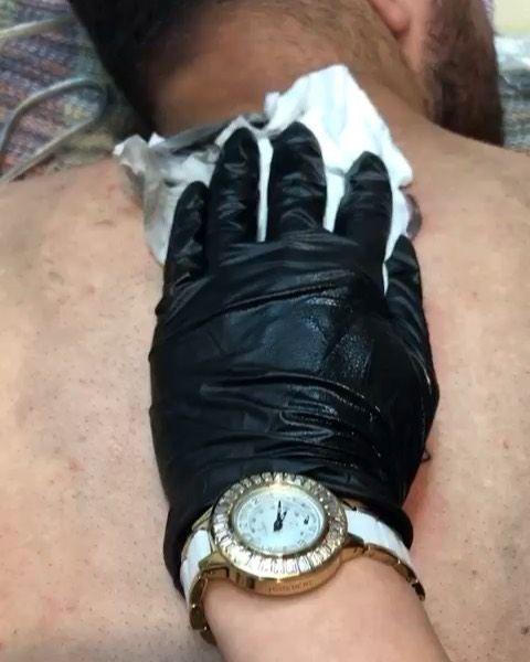 My tattoo work. Tag your freinds❤️ #tattoo #tattooo #tattooworld #tattoos #tattoostyle #tattooink #tattoolife #tattoart #tattolifemagazine #tattooiran #tattooink #tattoogirl #theartoftatoo #theartoftattoos #tattoboys #worldfamousink #inktattoo