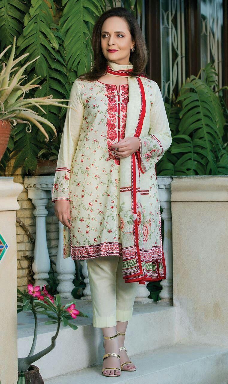 Mom style bridal dress design pakistani dress design