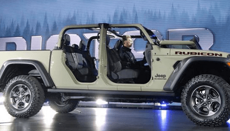 2020 Jeep Truck Wrangler Gladiator Release Date New Automotive Trends Jeep Truck Jeep Gladiator