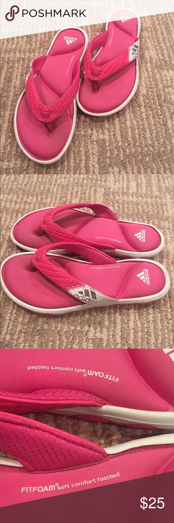 adidas mémoire sandale digne de mousse rose pinterest string sandale mémoire tong 85672f